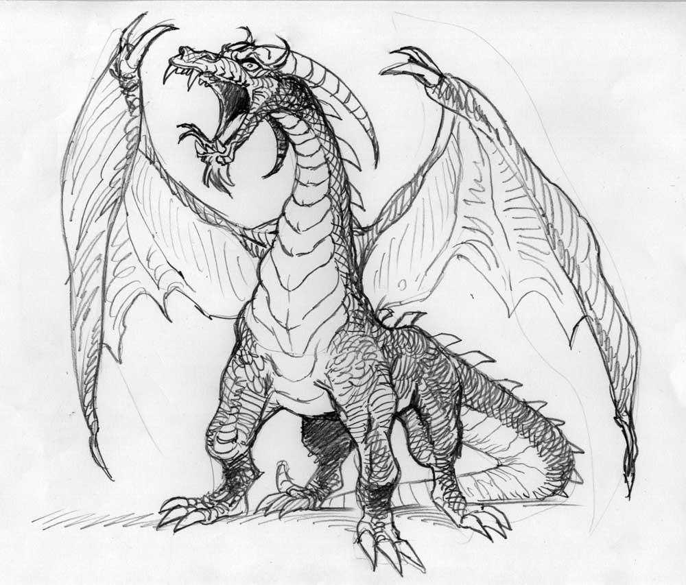 noi abbiamo i draghi quasi come cristallo