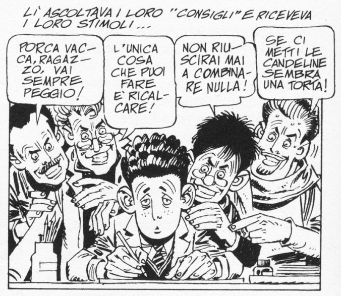los profesionales by Carlos Gimenez
