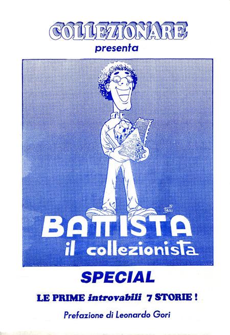 Battista il collezionista