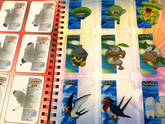 Lamincards Pokémon