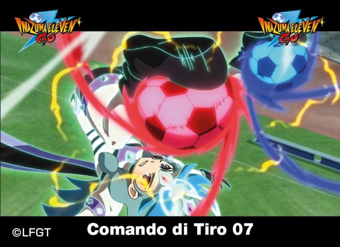 Inazuma Eleven Luciano Costarelli