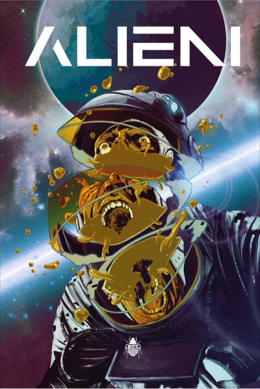 Alien Bugs Comics