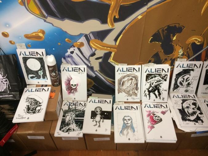 Stand Bugs Comics Lucca Comics & Games 2016