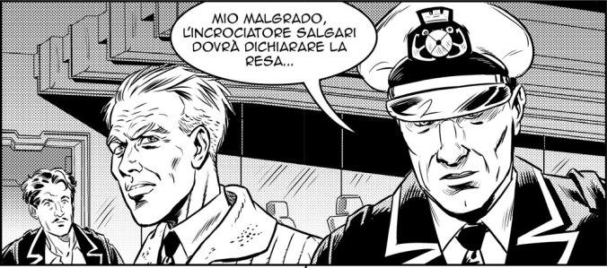 ISE Salgari - vignetta di Luciano Costarelli