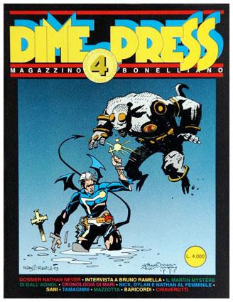 DimePress4