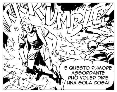 Fumetti di Luciano Costarelli