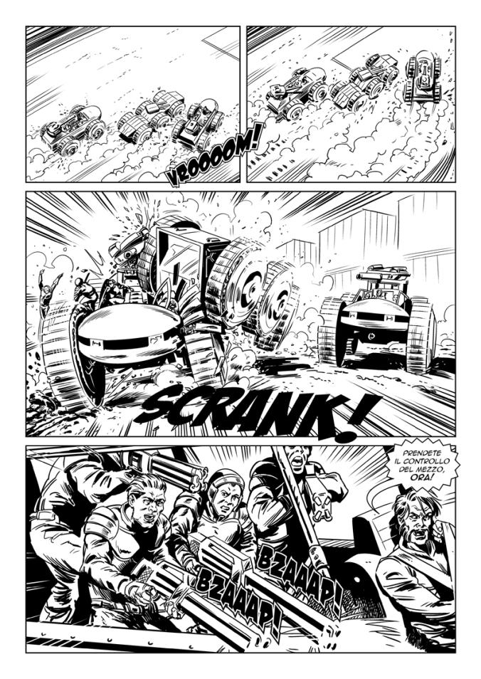 fumetto di Luciano Costarelli