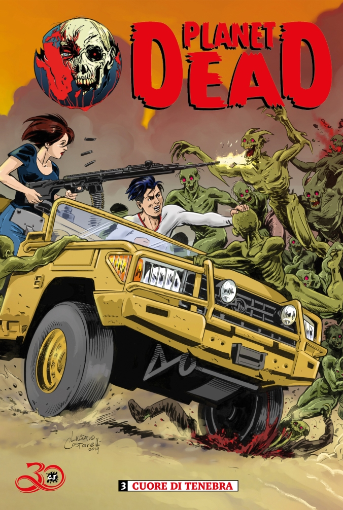Cover Planet Dead 3
